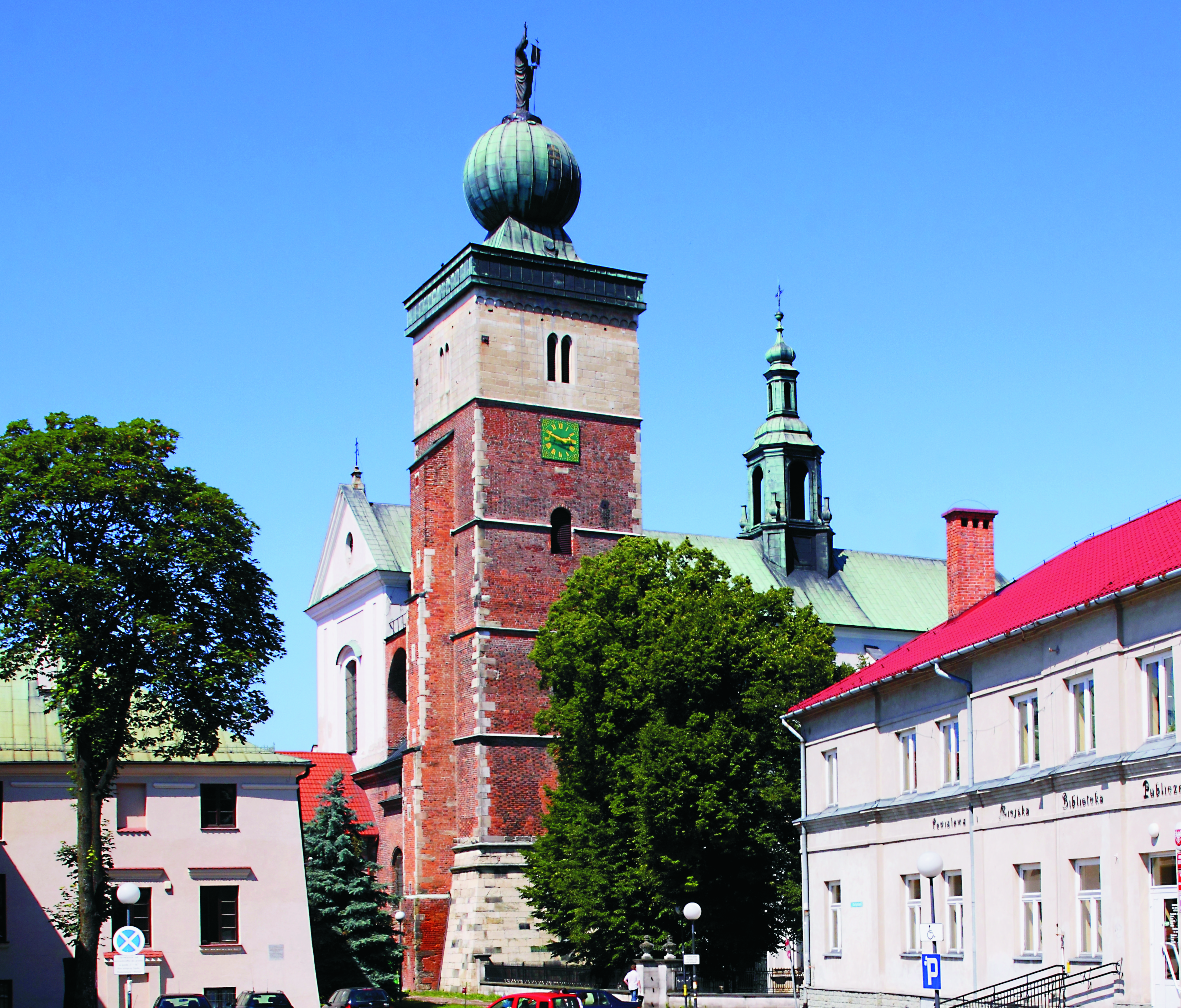 Image: Church of the Holy Sepulchre in Miechów