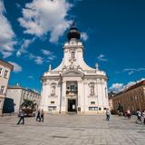Image: Wadowice. The city of John Paul II