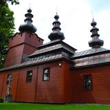 Image: Orthodox church of St. Michael Archangel Wysowa-Zdrój