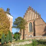 Image: Corpus Christi Church in Biecz