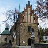Image: Church of Nativity of the Blessed Virgin Mary in Czchów