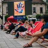 Image: Summer Cinema in the Market Square