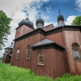 Image: The Orthodox church of St. Basil the Great in Konieczna