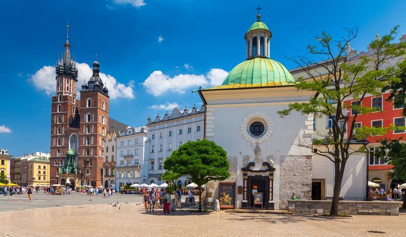 Stare Miasto Krakow Obiekt Visitmalopolska