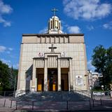 Image: Church of St. Stanislaus Kostka of the Salesians in Dębniki (ul. Konfederacka) in Krakow
