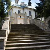 Sanctuary of Our Lady of the Visitation in Zielenice